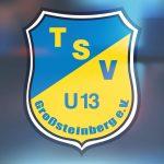 TSV Großsteinberg U13