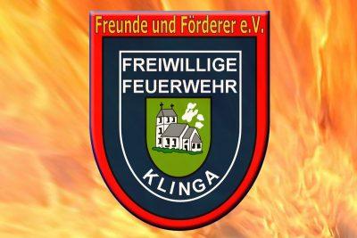 inhaltlich verantwortlich: Freiwillige Feuerwehr Klinga